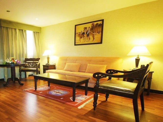 Familiensuiten Arabian Courtyard Hotel & Spa Bur Dubai