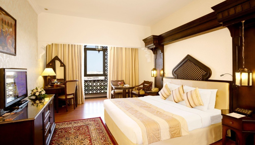 Executive-zimmer arabian courtyard hotel & spa bur dubai