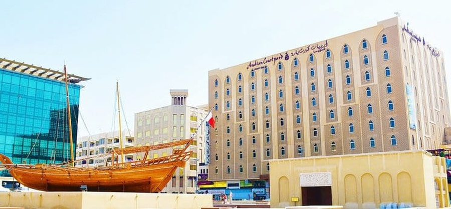 Services update arabian courtyard hotel & spa bur dubai