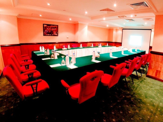 Besprechungszimmer Arabian Courtyard Hotel & Spa Bur Dubai
